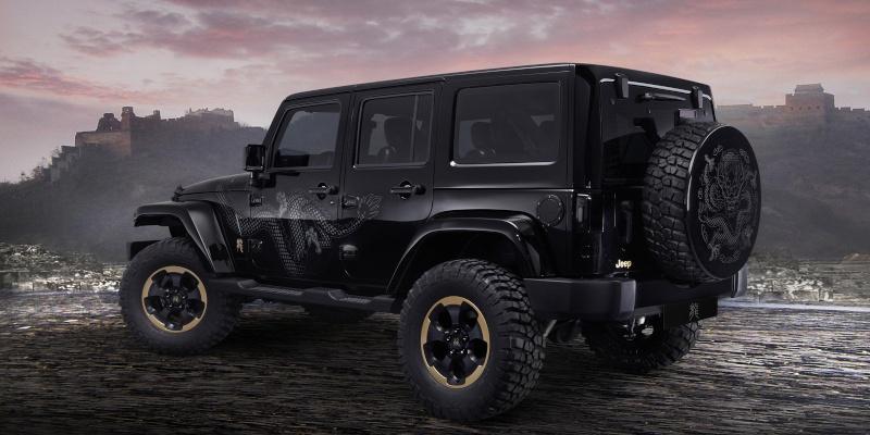 Salon Pékin 2012 : Jeep Wrangler Dragon Concept Jeep-w23