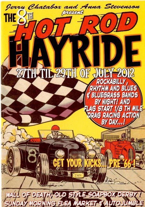 The 8th Hot rod Hayride - 27/07 au 29/07/2012 38664210