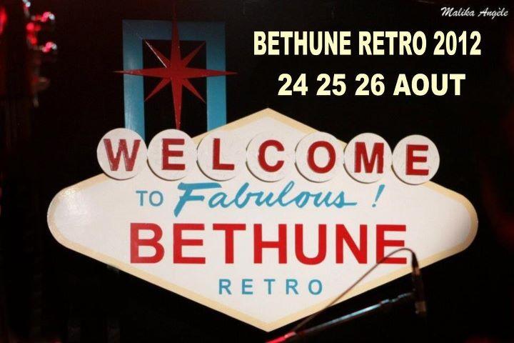 """Bethune Rétro 2012 - 24/26 Aout 2012 """"Les 10 ans !!!"""" 42971810"""