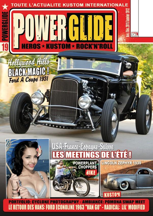 PowerGlide Magazine #19 61744810