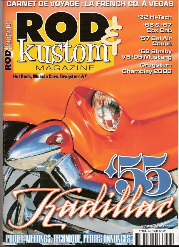 Rod & Kustom n°5 Rk110