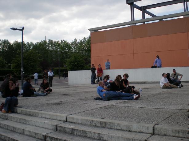 Des concerts en plein air :) P5190811