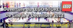[Rencontre] BIONIFIGS à l'ouverture du LEGO Store de Lille Legost10