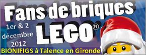 [Expo] BIONIFIGS les 1er & 2 décembre 2012 à Talence (33) Talenc10
