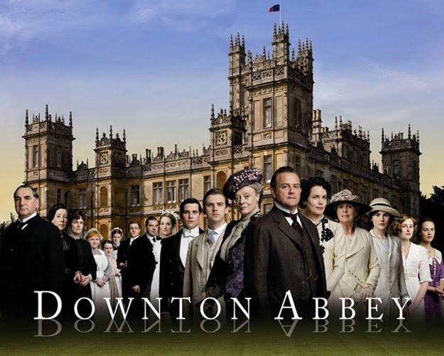 downton - Downton Abbey - Série Downto10
