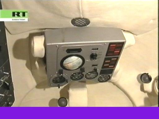 Intérieur du Vostok Cos310