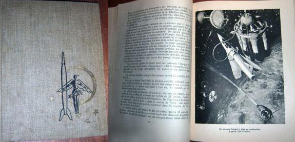 """Petit livre russe : """"L'homme dans l'espace"""" Guilzi18"""