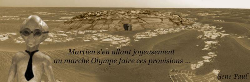 """Je veux aller sur Mars !"" (URSS, 1957) Marche10"