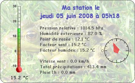 Observations du Jeudi 5 Juin 2008 Repor102