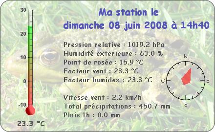 Observations du Dimanche 8 Juin 2008 Repor109