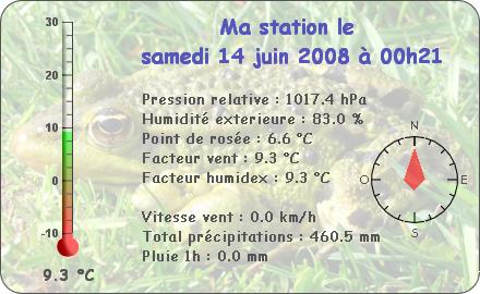 Observations du Samedi 14 Juin 2008 Repor111