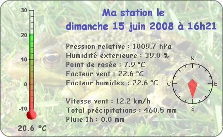 Observations du Dimanche 15 Juin 2008 Repor113