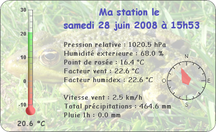 Observations du Samedi 28 Juin 2008 Repor126
