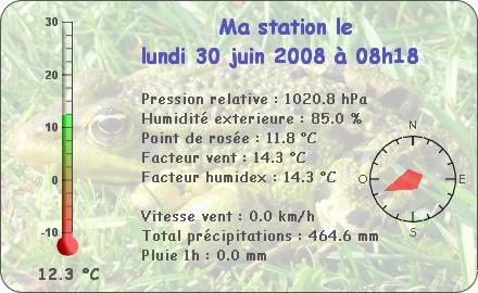 Observations du Lundi 30 Juin 2008 Repor130