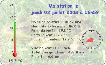 Observations du Jeudi 3 Juillet 2008 Repor133