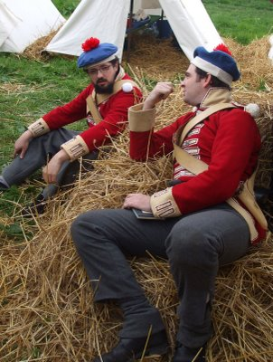 Chasseurs Britanniques Regiment Crap12