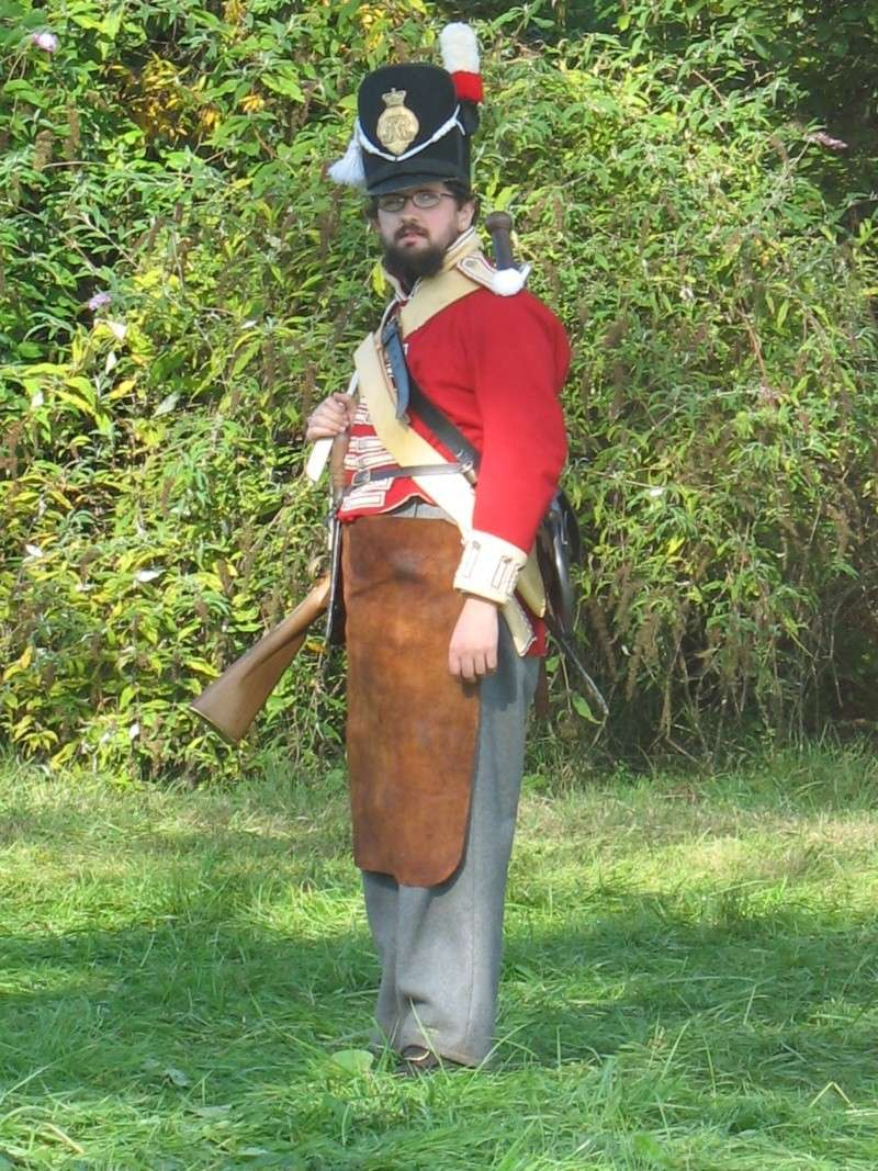 Chasseurs Britanniques Regiment Crap16