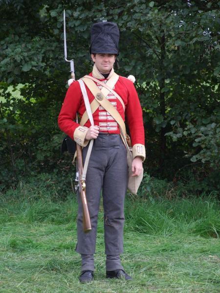 Chasseurs Britanniques Regiment Vourey10