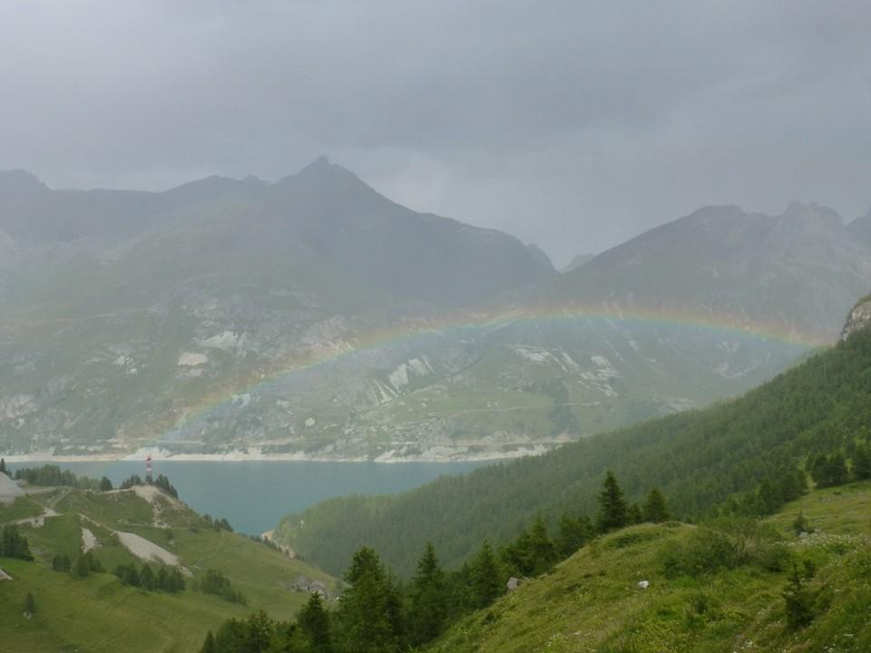 Suivi des conditions de l'été 2012 sur les glaciers P1020310