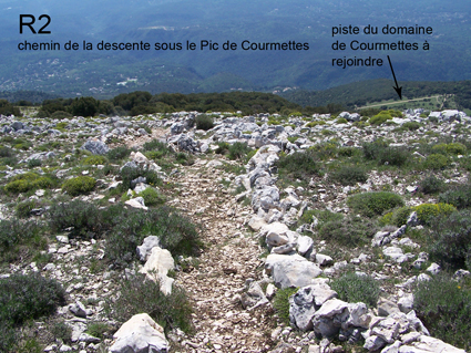 [L'Esclapa l'Oeil Trail 2008] Thierry 620che10