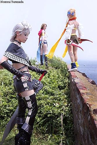Ma selection de cosplay sur final Fantasy !!! 85265110
