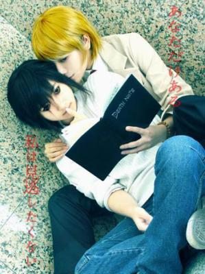 Death Note Ma selection Cosplay !!! Death_10
