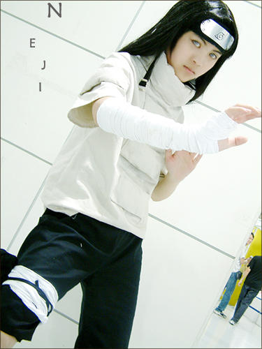 Cosplay Naruto Nejico11