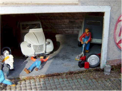 accessoires et dioramas Ggedup15