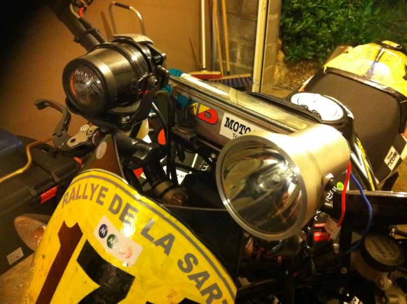 Rallye xenon
