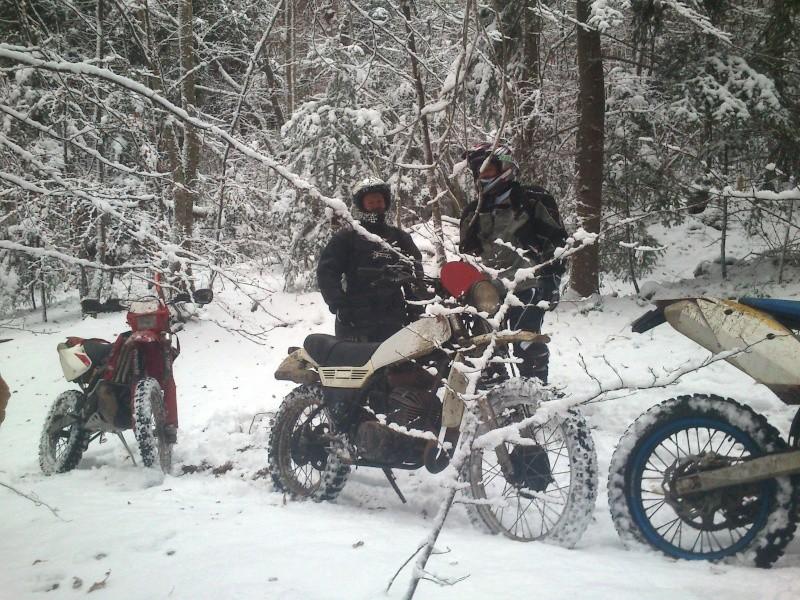 Les monts du lyonnais sous la neige Dsc_0213