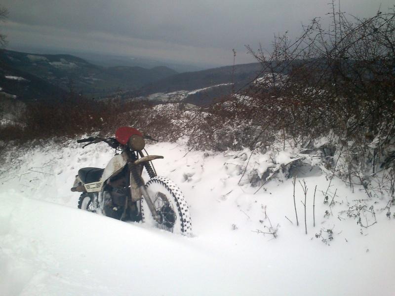 Les monts du lyonnais sous la neige Dsc_0215