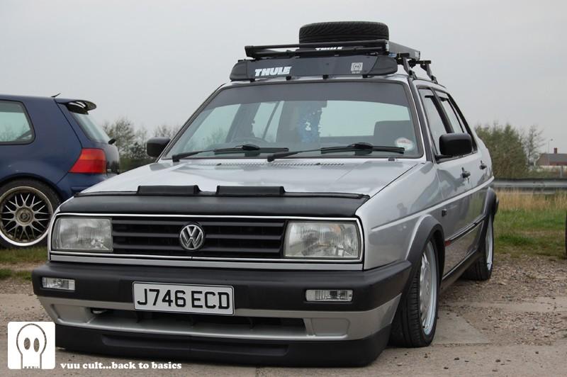 Mk2 Golf / Jetta roof-rack - special! Jetta210