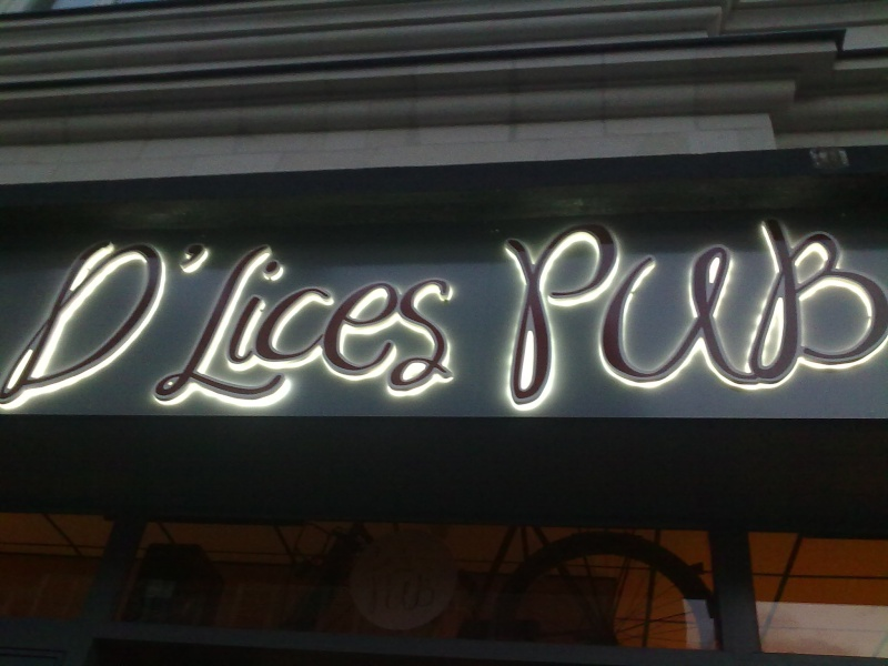 D'Lices Pub, 41 Bis rue des Lices à ANGERS 06092012