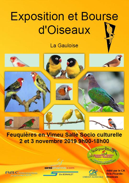 Concours Bourse Feuquières en Vimeu 80 (2-3/11/2019) Affich10