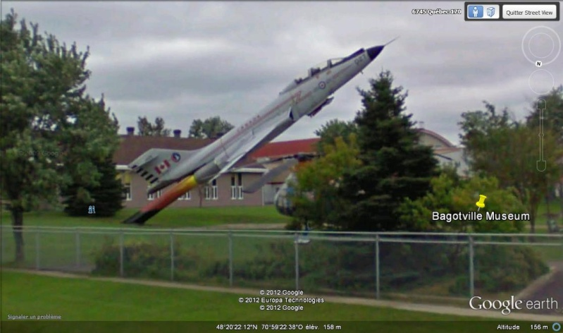 [Canada] - Avion sculpture-London - Ontario F101_b10