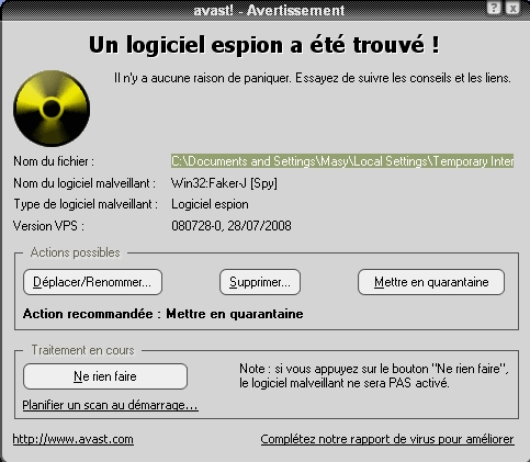 Logiciel espion détecté Sans_t11