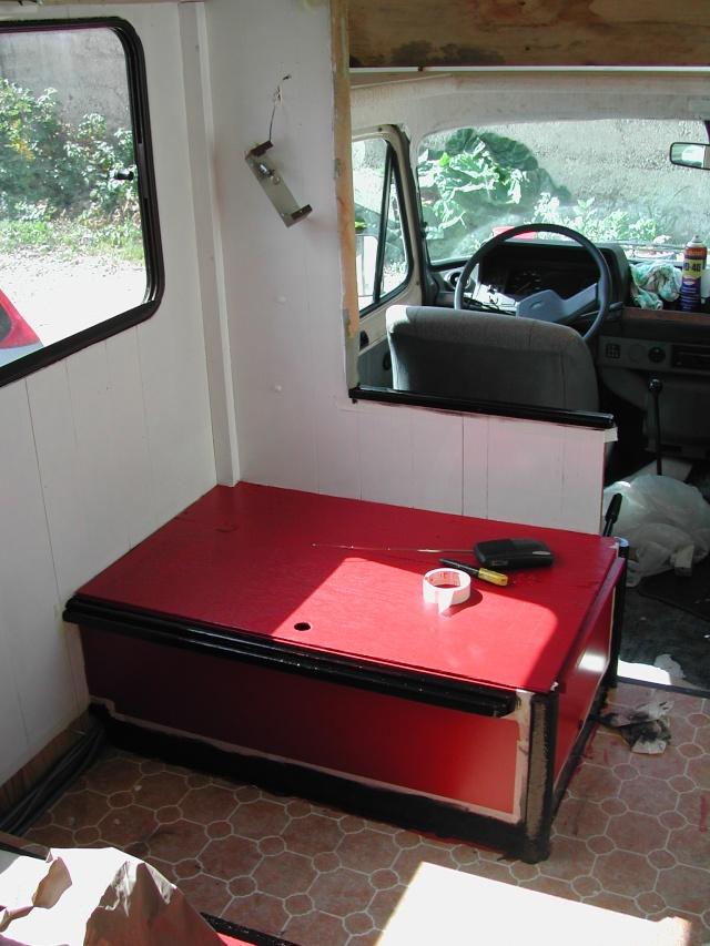 [MK2] Rénovation de mon Ford Transit MK2 Pilote R360 Dscn0060