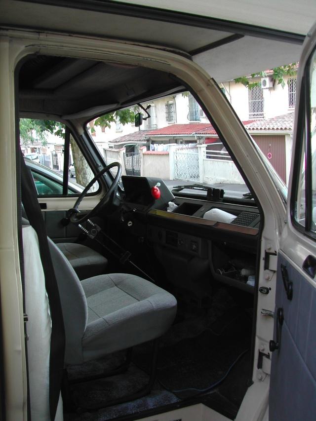 [MK2] Rénovation de mon Ford Transit MK2 Pilote R360 Dscn8722