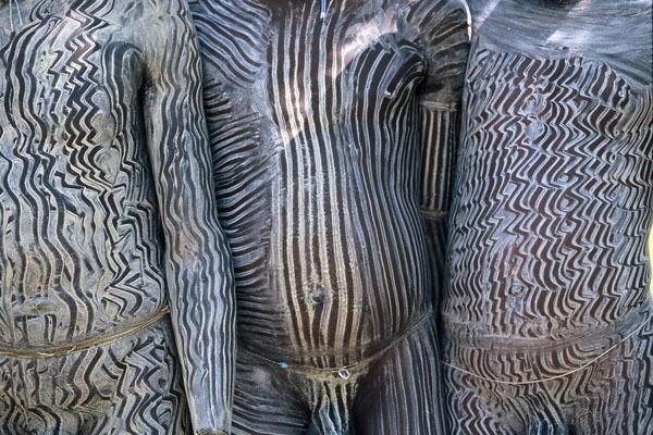 Entre body-painting et land-art Silves10