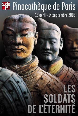 Les soldats de l'éternité : les guerriers de Xi'an Pinaco11