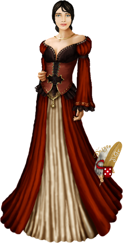 [Réalisée] Non mais dîtes, y'a pas que les minis normands qui veulent des maca... euh ... une tenue pour le sacre ! Maguel10