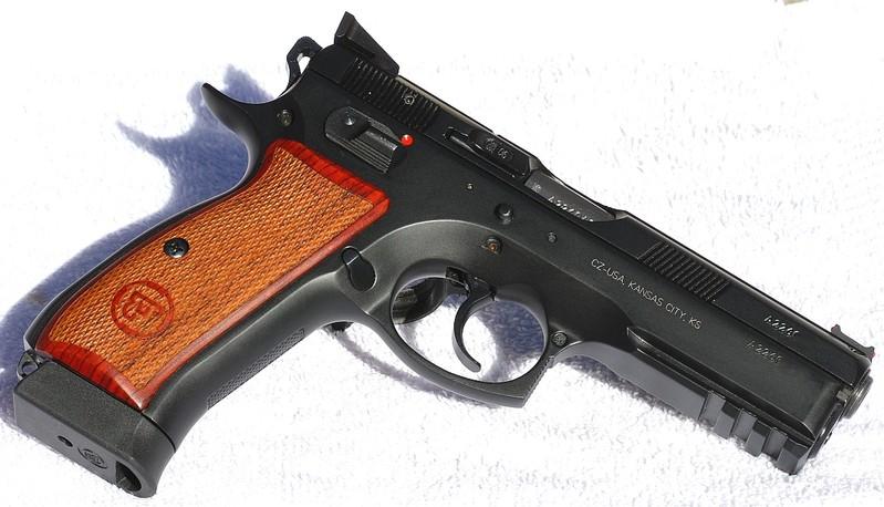 CZ 75 SP-01 Shadow Cz410