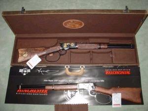 Winchester 92 commémorative John Wayne 9210