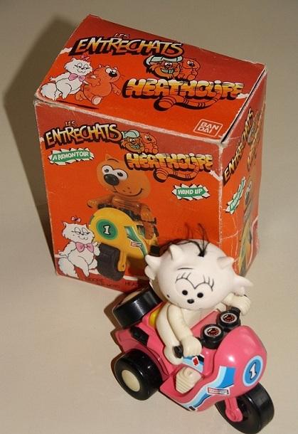Les Entrechats Heathcliff BANDAI D.I.C 1984 - Page 2 Entrec12