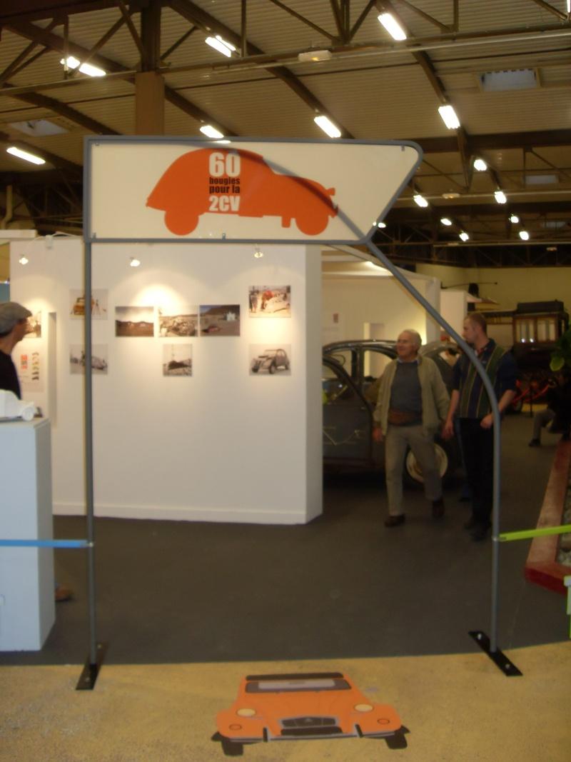 Exposition au musée H.Malartre (69) pour les 60ans de la 2cv Sdc11417