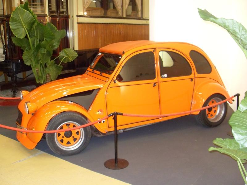 Exposition au musée H.Malartre (69) pour les 60ans de la 2cv Sdc11425