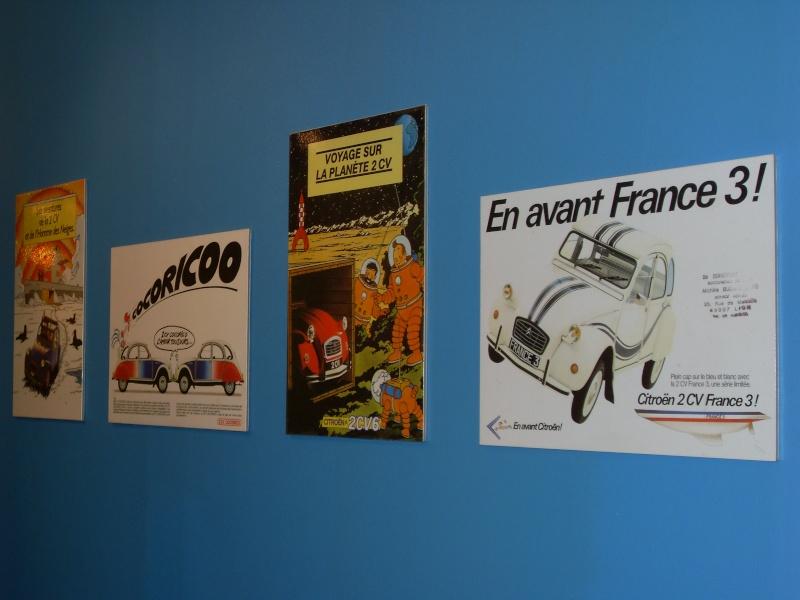 Exposition au musée H.Malartre (69) pour les 60ans de la 2cv Sdc11442