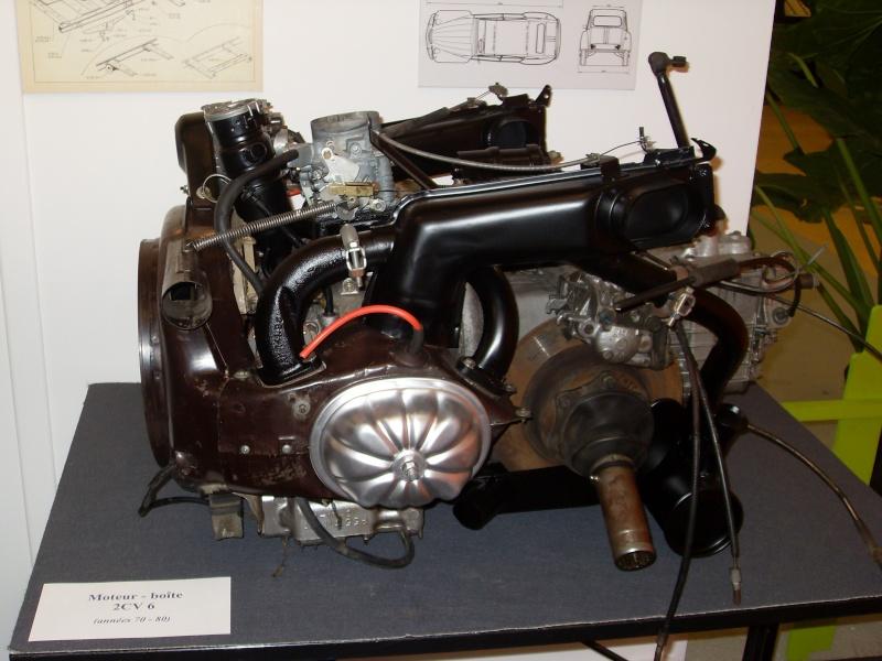Exposition au musée H.Malartre (69) pour les 60ans de la 2cv Sdc11447