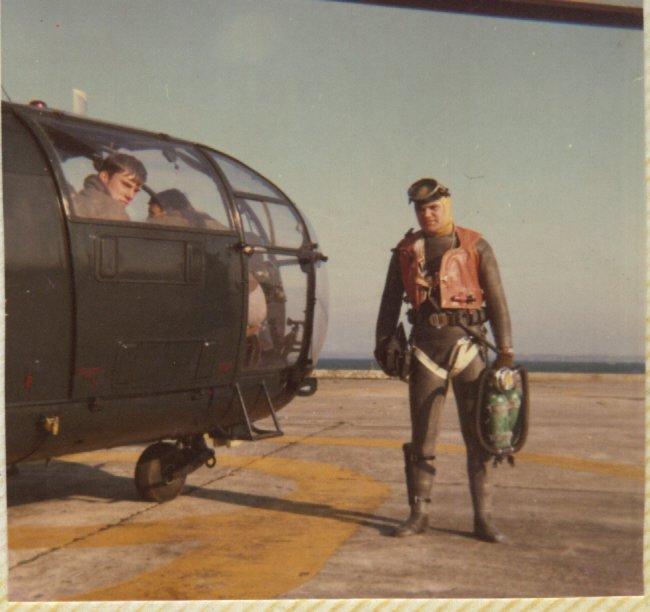 [Aéronavale divers] Insigne de plongeur hélicoptère Gaby_r19