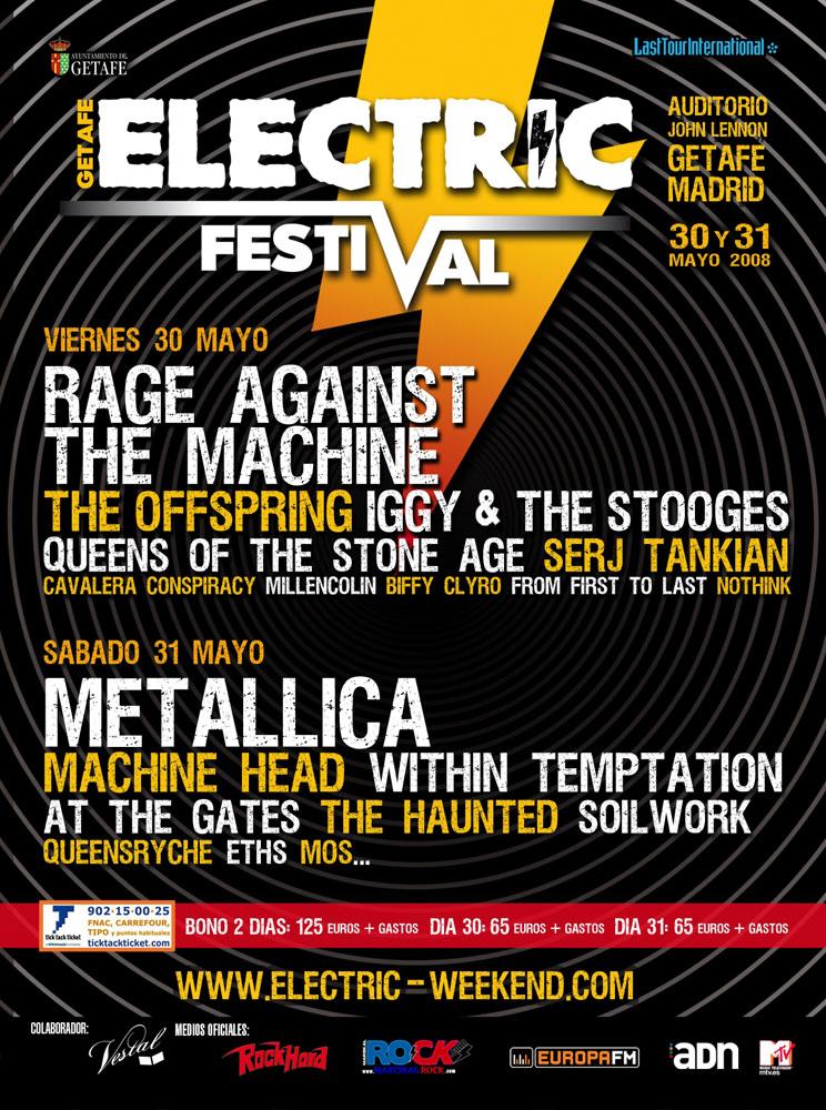 Electric week end / GETAFE / 30-31 Mai Flyere10